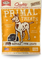 Primal Dry Roasted Buffalo Liver