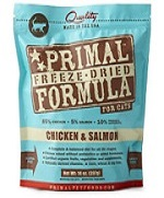 Primal Feline Chicken and Salmon